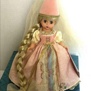 """Madame Alexander 8"""" Rapunzel 14542 Doll  w/ Tag"""